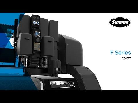 Summa / Flatbed Series / F2630