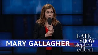 Mary Gallagher Performs Standup