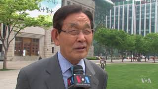 South Koreans Hopeful After Successful Denuclearization Summit