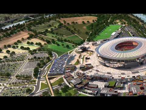 Tutto quello che c'è da sapere sullo Stadio della Roma