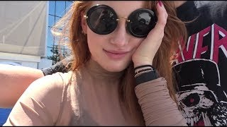 my life in a nutshell - lollapalooza | Madelaine Petsch