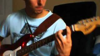 Our Lady Peace - Not Enough (Guitar Cover)