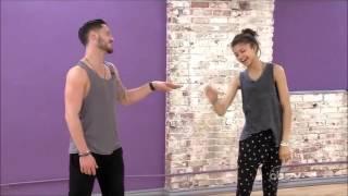 Zendaya Coleman & Val Chmerkovskiy - Supersize Freestyle