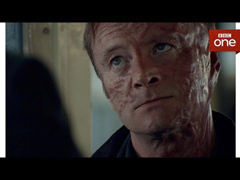 DCI Markham tries to find his attacker - Rellik: Episode 1 - BBC One