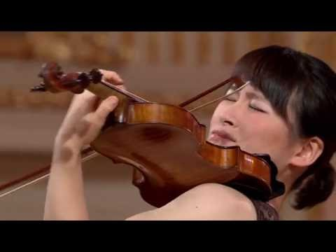 Haruka Nagao (Japan) - Stage 1 - International H. Wieniawski Violin Competition BINAURAL