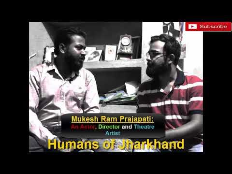 Untold Stories: Meet Mukesh Ram Prajapati | Actor, Director and Theatre Artist