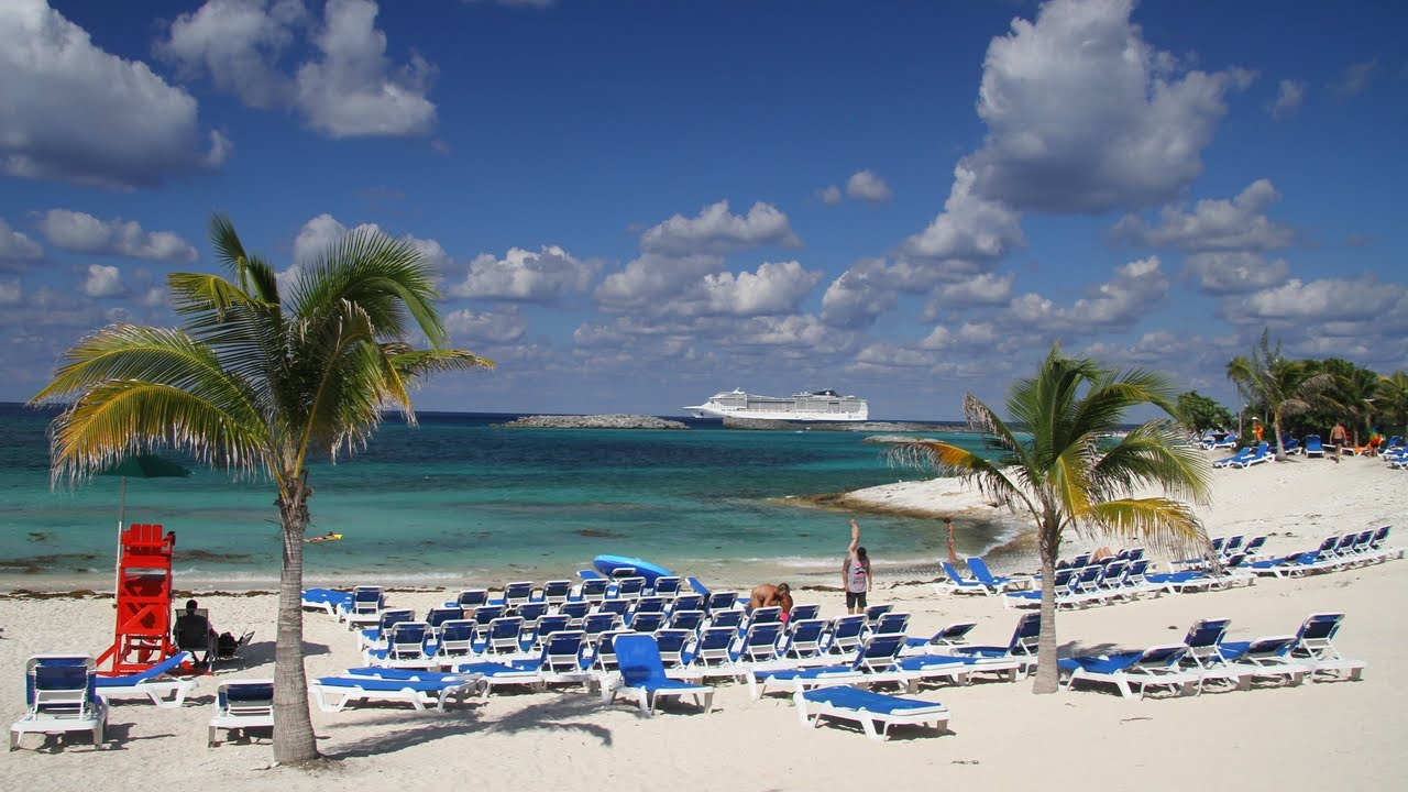 Best caribbean cruise destinations great stirrup cay for Best caribbean vacations in december