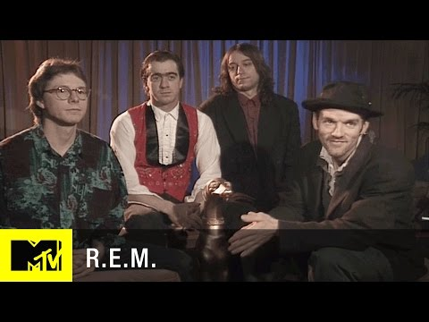 R.E.M. on Creating 'Out of Time' | MTV Classic