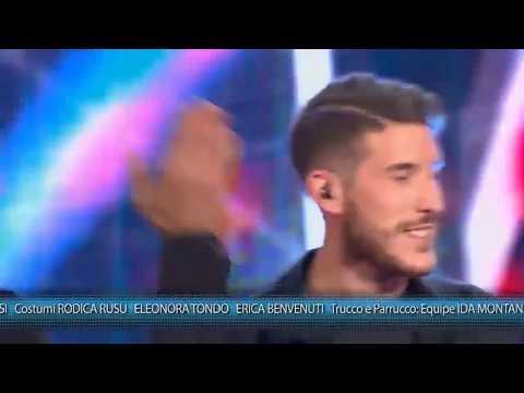 Pino Miglia ( Hidden Singer ) Con Gigi D'alessio