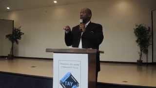 Reverend Kelvin Sauls MC today's