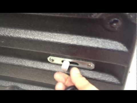 cargo van locks deadbolt