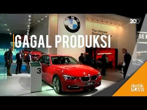 BMW Tarik Satu Juta Mobil di Amerika Utara