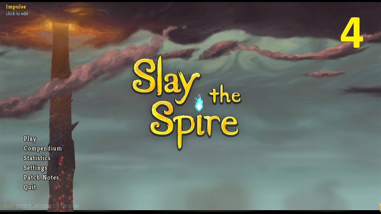 Slay The Daily Spire - Impulse Plays - Episode 4 April 1 2018