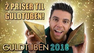 2 priser til Guldtuben 2018!