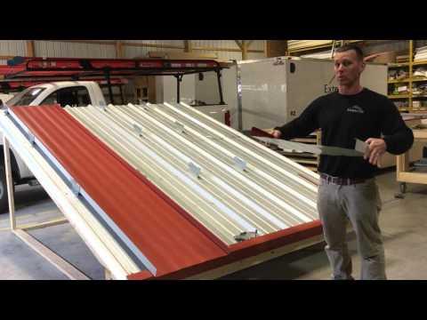 Metal Roof Repair - Metal Over Metal High Clip