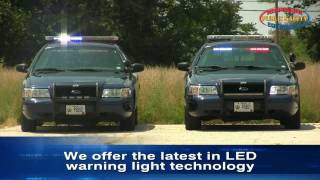 Responder PSE - Police Lights Demo