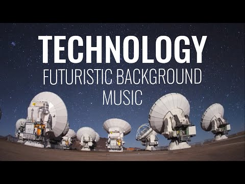 Futuristic Electronic | Hi-tech Background Music For Video | Royalty Free