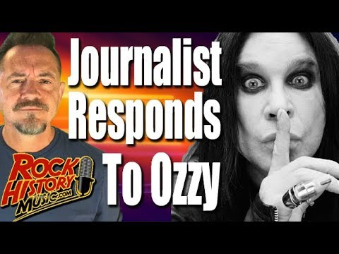 Journalist Responds To Ozzy Osbourne Postponing Another Tour Mp3