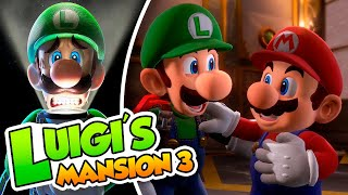 ¡DESENLACE ÉPICO! - #21 FINAL - Luigi's Mansion 3 (Switch) Dsimphony y Naishys