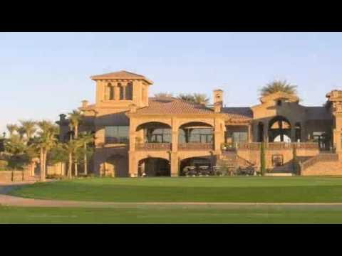 Seville Golf and Country Club in Gilbert, Arizona