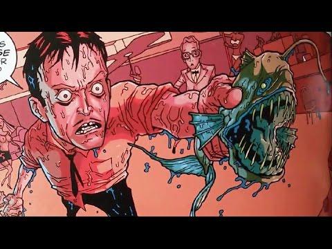 panellogy 089 - best trades of 2015 #2 - weird & wacky comics