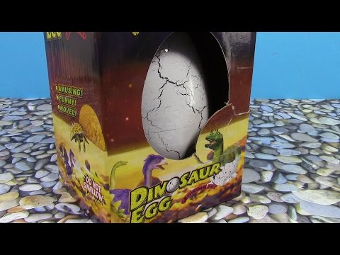 Surprise dinosaur egg,Huevo de dinosaurio Sorpresa