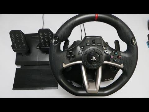 ホリ レーシングホイールエイペックス  ハンコン  PS4 ザクルー2でテストレビュー HORI Racing Wheel Apex TEST