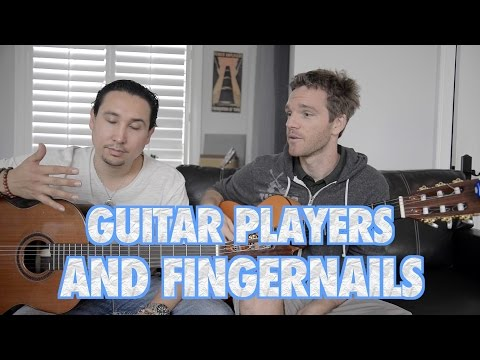 Should Guitar Players Grow Out Their Nails?