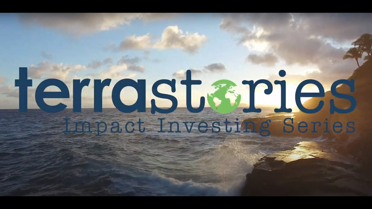 TERRA STORIES Impact Investing Series, Ep. 8 Givvor: Bringing Scalability to Philanthropy