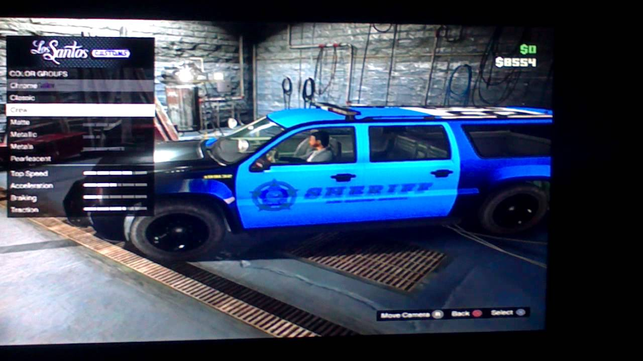 grand theft auto v police mod online game play ps3 youtube