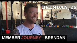 Brendans Journey: Almost Quadruple strength in only 6 months.