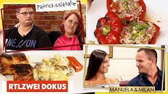 Übergewicht wegen Hartz-IV?! | Zwei Familien - Zwei Welten | Teil 2 | RTLZWEI Dokus