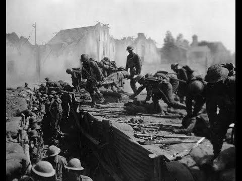 14-18 La bataille de Mons