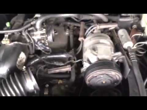 Replacing Spark Plug on 2000 Chevy S10 - YouTube