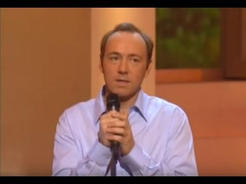 Kevin Spacey - Mind Games (Live)