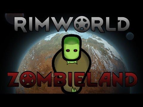 [13] An Extreme Amount Of Zombies | RimWorld B18 Zombieland