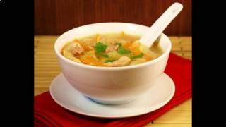 Рецепт щи с курицей часть1