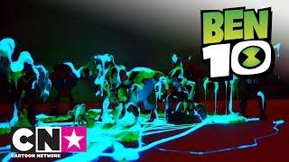 Ben 10 | Omni-wzmocniony glutek świecący w ciemności | Cartoon Network