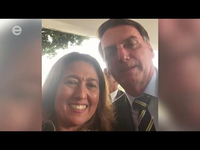 Jair Bolsonaro quebrou protocolo e convidou estudantes limeirenses ao Palácio do Alvorada