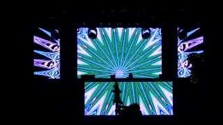 Tipper @ Camp Bisco 2015 HD