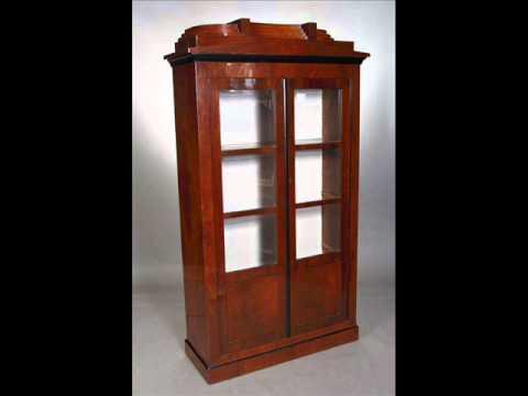 Biedermeier furniture Biedermeier style German furniture