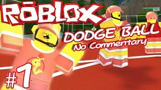 ROBLOX: Mini-Jeu de Dodgeball Gameplay #1 [ Aucun commentaire ]