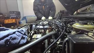 Audi 80 b3 2.0 ke-jetronic - Діагностика (частина 2 ).
