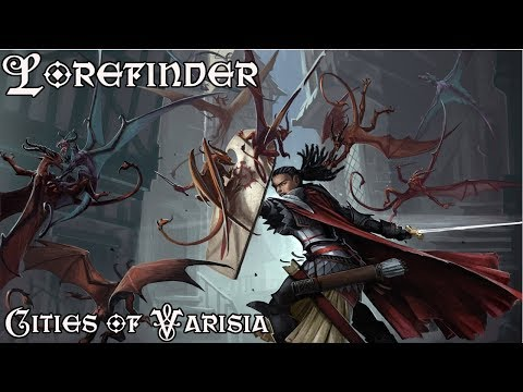 Lorefinder: Cities of Varisia