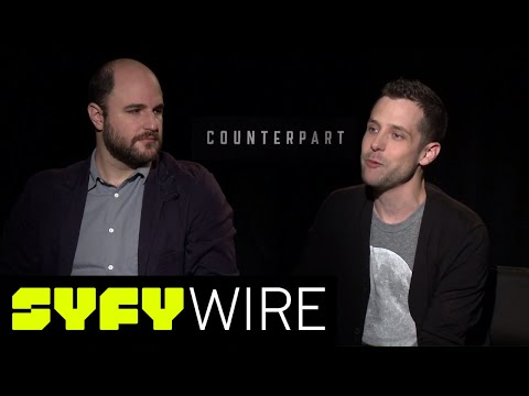 Counterpart Creator on The Art of Building Parallel Dimensions | SYFY WIRE