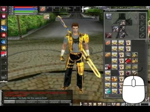 Make 3d Wallpaper Online Ran Online Beginner S Guide Basic Game Controls Youtube