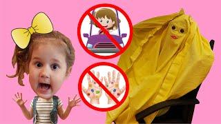 Настя и Лимон | Правила поведения для детей | Сборник веселых историй