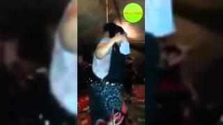 شعبي مغربي خطيرة  في عرس شعبي مغربي