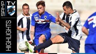 Highlights: Savona-Sampdoria 1-2