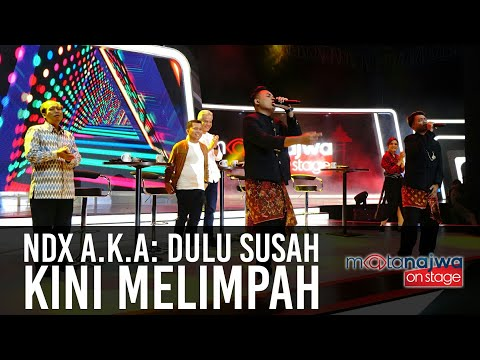"Cerita Anak Kampung: NDX A.K.A, ""Dulu Susah Kini Melimpah"" (Part 8)   Mata Najwa"